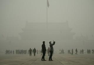 Пекин планирует ограничить движение автомобилей на отопительный сезон