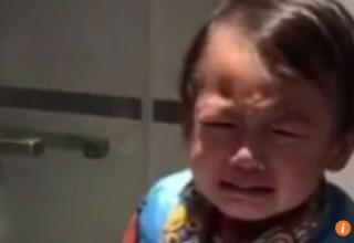 Китайская мать продемонстрировала мудрые методы воспитания
