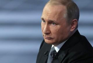 Путин посетит Китай в июне этого года