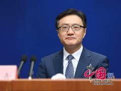 Чжай Цин, замминистра охраны окружающей среды КНР