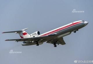 Китай разрабатывает новые самолеты-разведчики на базе ТУ-154