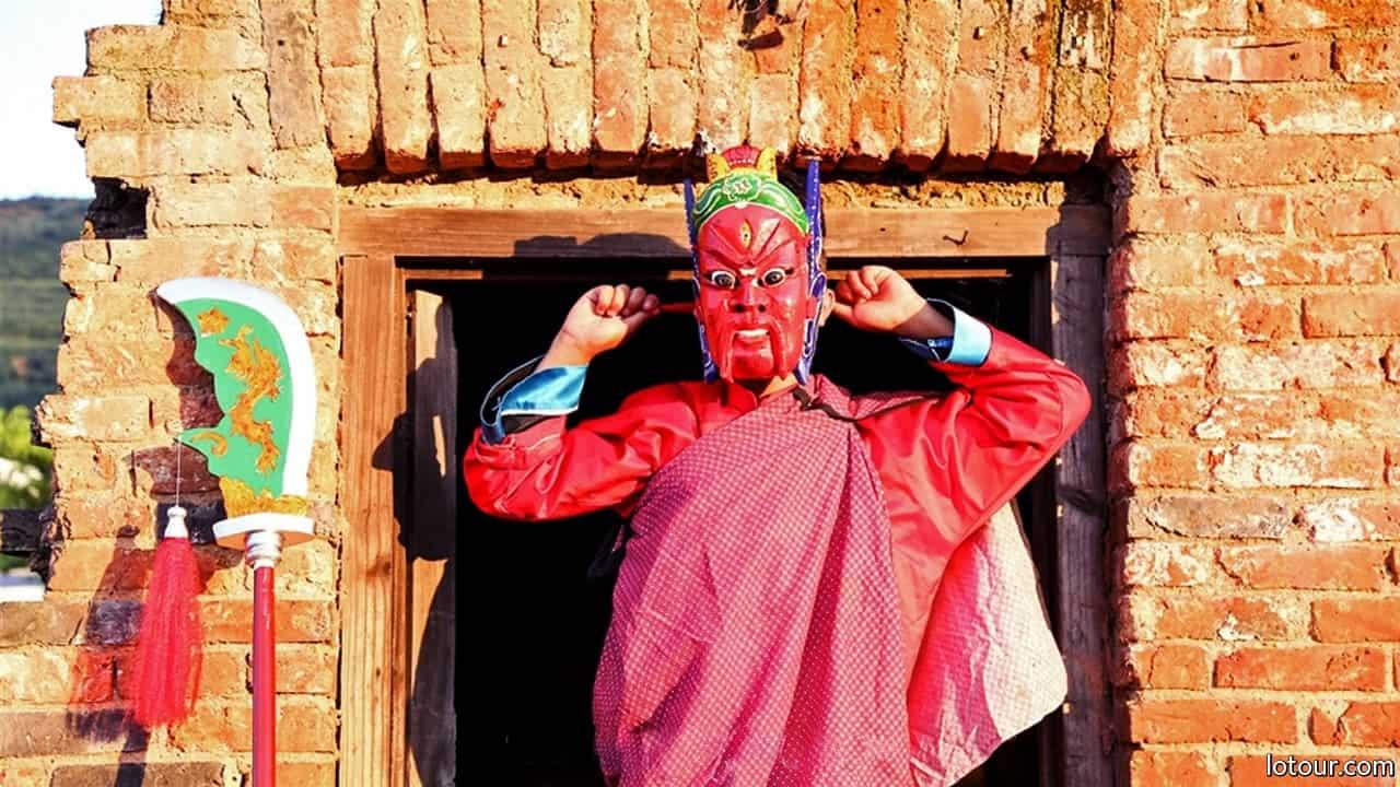 чуаньцин костюм