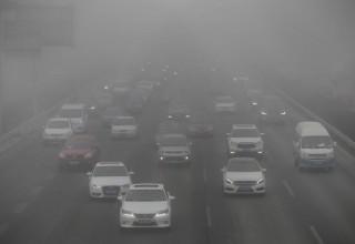 Северо-восточный Китай накроет смогом
