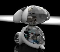 в китае создали собаку-робота для борьбы с одиночеством