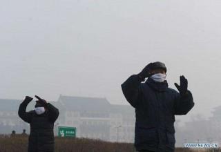 Пекин пообещал на 25% снизить частотность смога к 2020-му