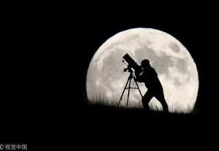 Китай построит первую в мире искусственную Луну к 2020-му