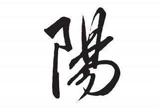История одного иероглифа: солнечный 阳 yang
