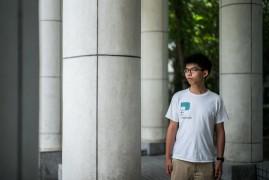 Один из лидеров гонконгской «Революции Зонтиков» Джошуа Вонг вернется в тюрьму