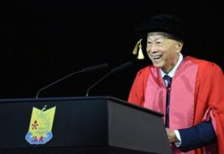 Богатый китаец оплатил учёбу студентам 4 выпусков