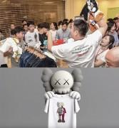 Новая коллекция UNIQLO и любимого в Китае художника KAWS привела к беспорядкам в магазинах