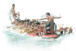 Гонки на драконьих лодках