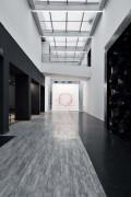 Экспонат Теплые потоки в Шанхайском музее стекла