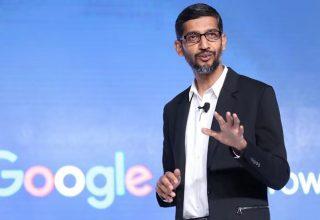 Глава Google надеется на положительный результат торговых переговоров между Китаем и США