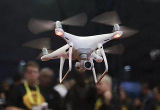 В Пекине запретили дроны и другие летательные аппараты