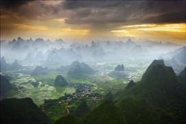 Заповедные зоны Китая. Гуйлинь