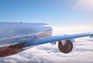Компания ZTE обеспечит китайские самолеты высокоскоростным интернетом