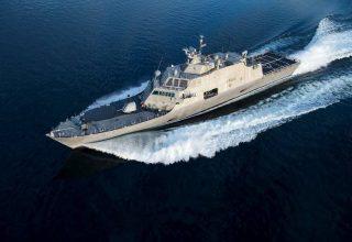Китай приостановил заход американских военных судов в порт Гонконга