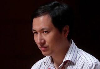 Китайского ученого приговорили к трем годам тюрьмы за редактирование геномов человека