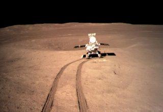Китайский луноход поставил рекорд  продолжительности миссии на Луне