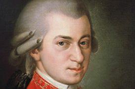 Моцарт, родился в год китайской Крысы