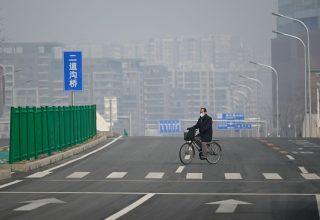 Пекин ввел систему оперативного оповещения иностранцев о распространении коронавируса