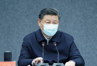 """Восемь стратагем на два фронта: председатель КНР написал свое """"Искусство войны"""" с Covid-19"""