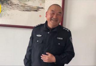 Китайский полицейский под прикрытием провел два месяца на рыбалке