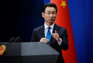 Новости Китая, вечер: иск от американского штата и очень большой град в Юньнани