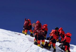 Новости Китая, утро: экстрадиция финдиректора  Huawei и подъем на Эверест
