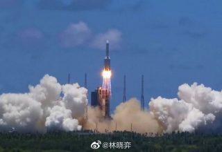 Первый марсоход Китая. Еще один шаг в освоении дальнего космоса