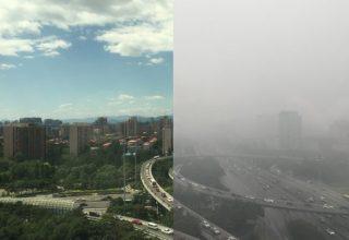 Новости Китая, утро: борьба за чистоту воздуха и некрасивые синие iPhone