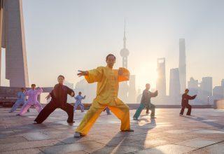 Новости Китая, вечер: наследие тайцзицюань и «конфетный» поезд