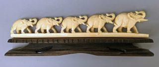 резьба по слоновой кости