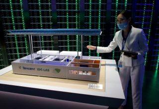 Новости Китая, утро: энергетическое лидерство Tencent и стабильность в свободе прессы