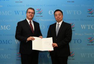 Новости Китая, утро: хитрые карты и китайцы в ВТО