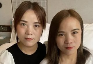 В Китае женщины-двойники нашли друг друга через TikTok. Оказалось, что они близнецы, которых разлучили в младенчестве
