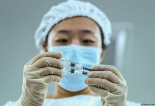 Новости Китая, вечер: еще одна одобренная вакцина, лотерея для привитых и медсестра-робот