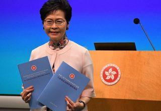 Новости Китая, 6 октября: мегаполис в Гонконге и тестовые олимпийские мероприятия